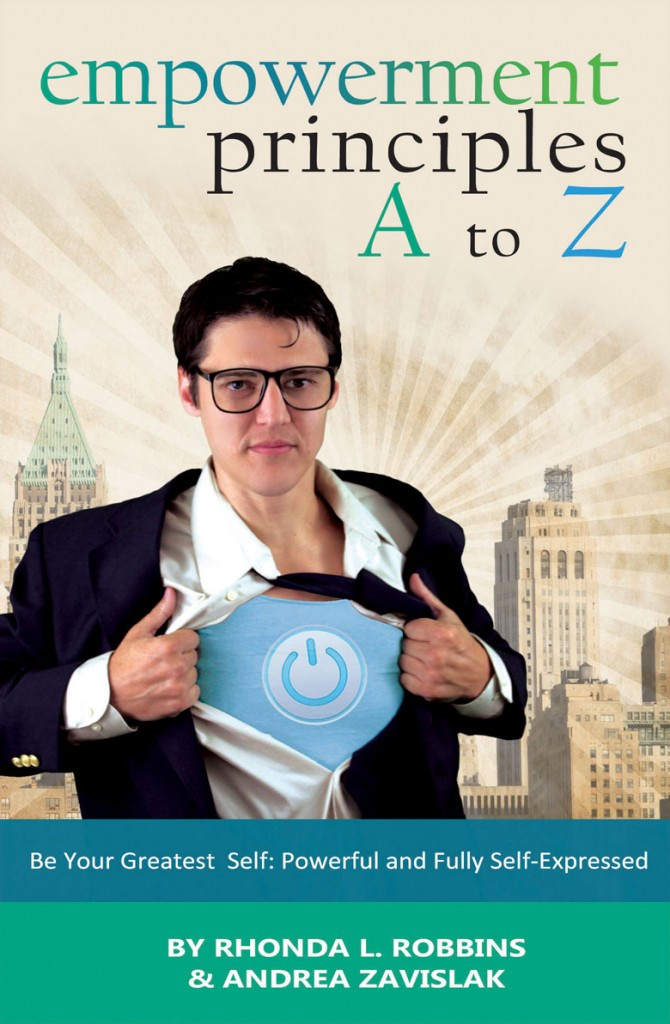 KINDLE empowerment principles front cover A-Z